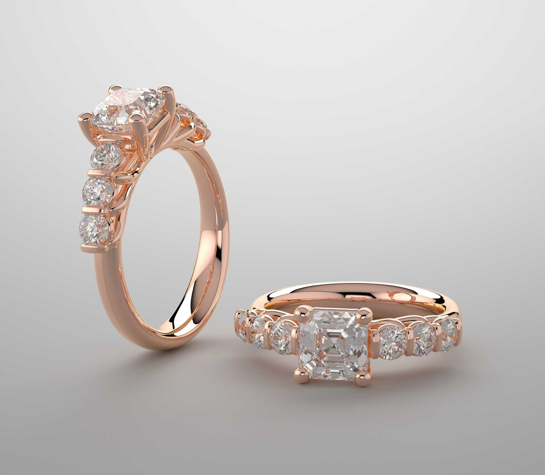 Engagement Rings - Made for you in Colorado - Engagement Rings